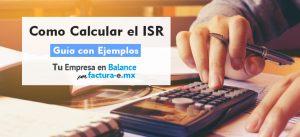 Guía. Como Calcular el ISR mensual (Tabla de ISR 2020)