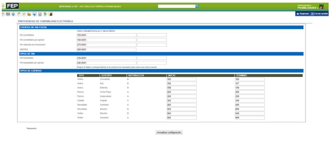 Software contable en línea